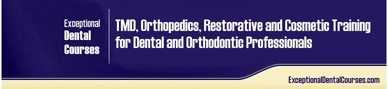 traing courses for dental and orthodontic specialists